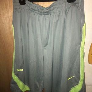 Lebron shorts